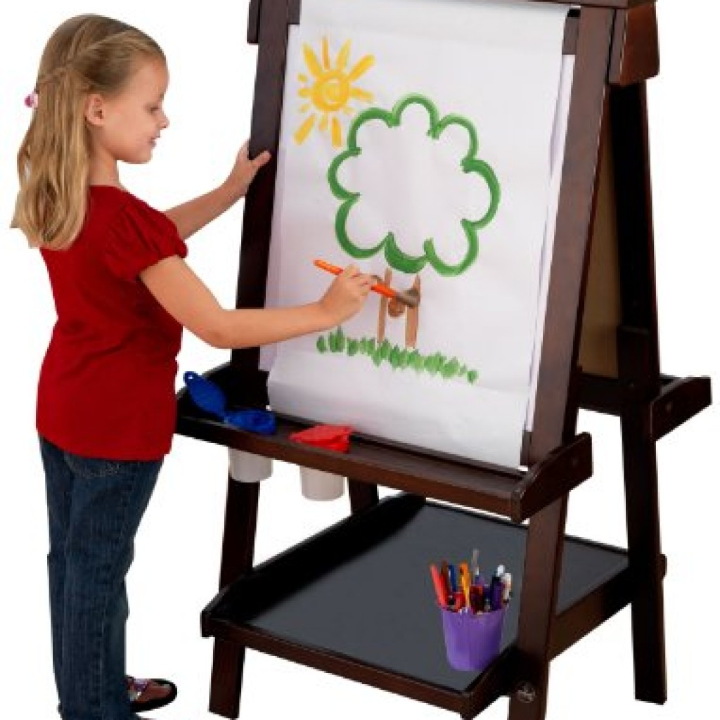 Art Easel Junior Wall Mounted Tv Cabinet
