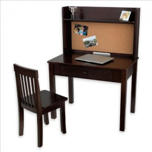 KidKraft Pinboard Desk with Hutch and Chair(Discontinued by manufacturer)