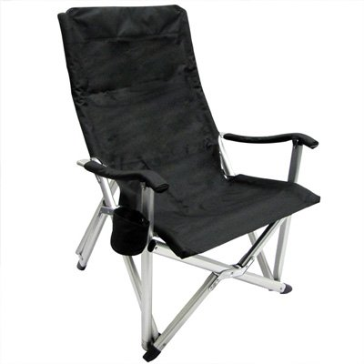 Luxury portable folding beach chair for indoor or outdoor for Best folding chairs outdoor