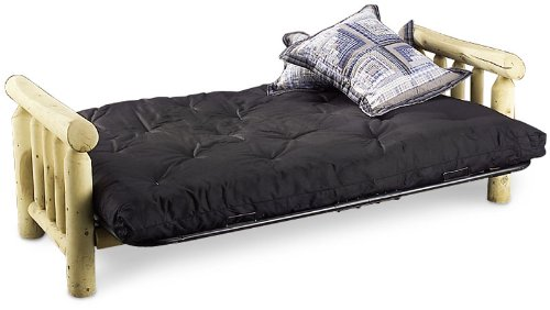 Premier Futon Mattress, BLACK