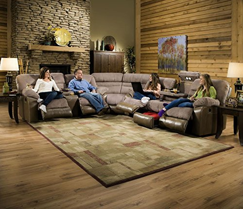 Lane Home Furnishings Tonto Power Motion Sectional Sofa