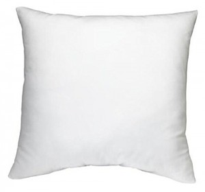 DreamHome – 16″ X 16″ Square Poly Pillow Insert (1)
