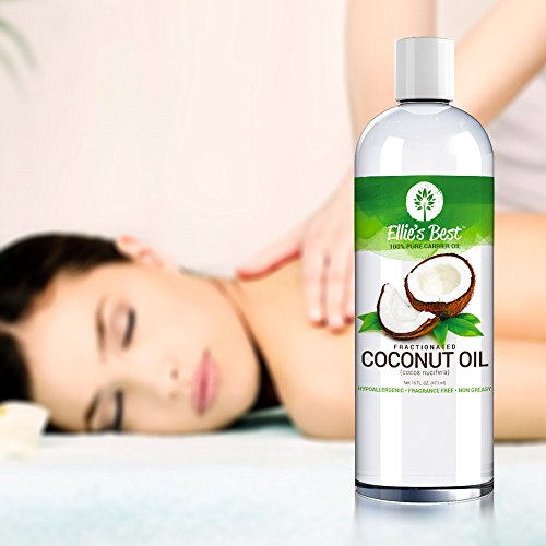 how to use coconut oil for hair massage