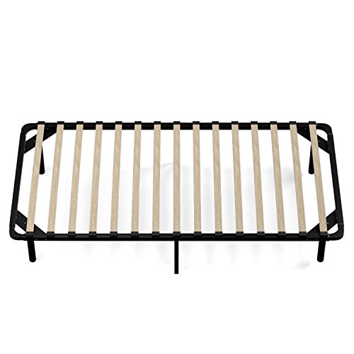 Handy Living Wood Slat Bed Frame Extra Long Twin - Home Decoration Shop